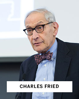 Charles Fried, Harvard Law School