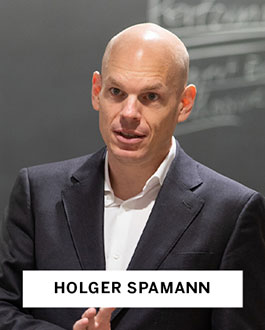 Holger Spamann, Harvard Law School