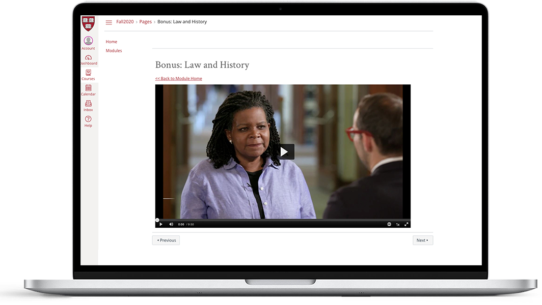 Introduction to law and history