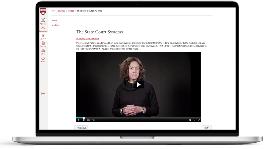 Introduction to state court systems